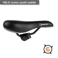 VELO Junior youth saddle